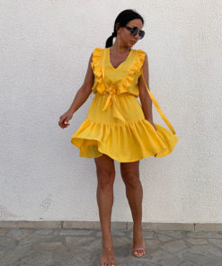 Playfull summer dress